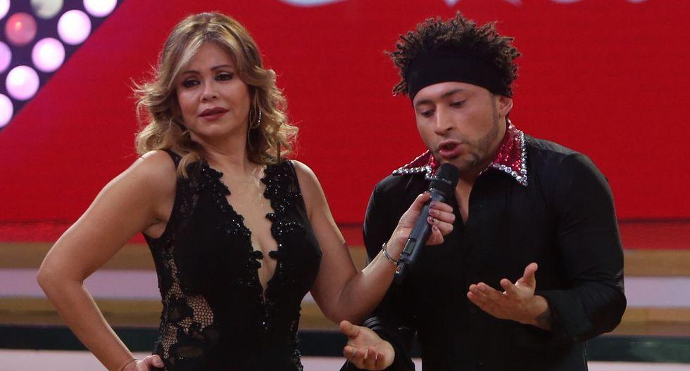 Tras incidente con Carlos Cacho, Zumba fue presentado por Gisela Valcárcel como jale de 'El dúo perfecto'