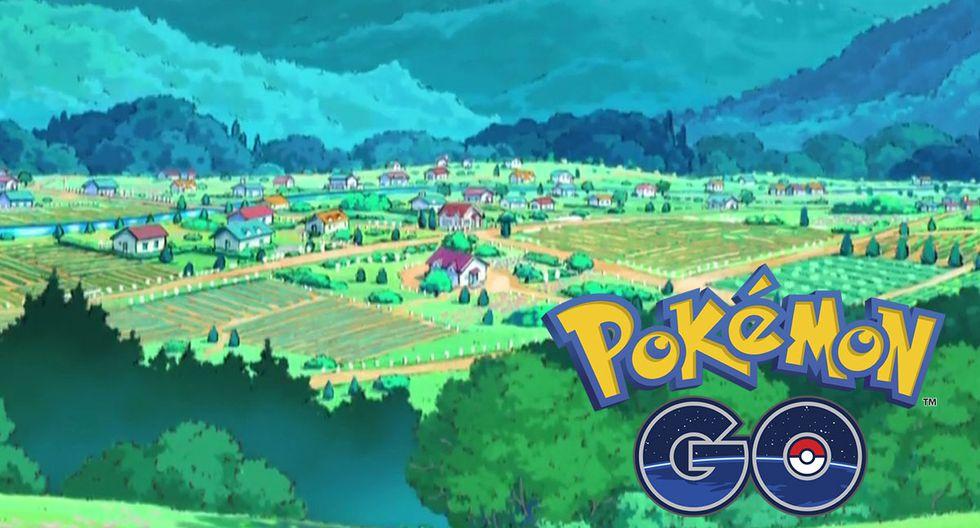 Usuarios encuentra Pueblo Paleta en Google Maps, el lugar de nacimiento de Ash Ketchum de Pokémon. (Foto: Nintendo)