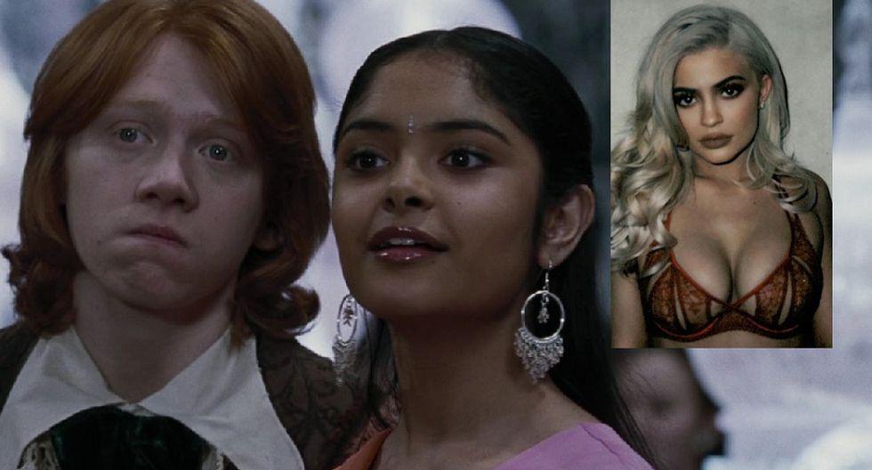 Ron Weasly y Padma Patil