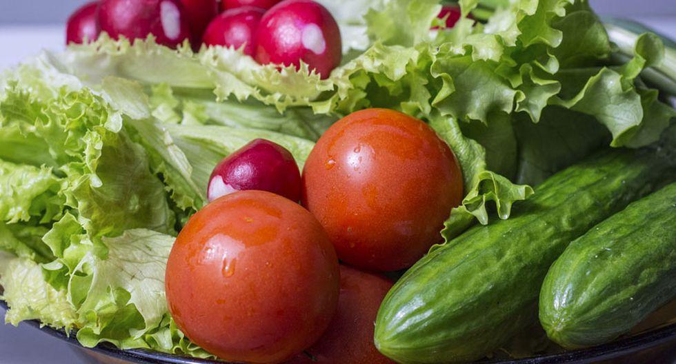 ¿Qué verduras nunca deben faltar en tu ensalada? (Foto: Imágenes4Ever)