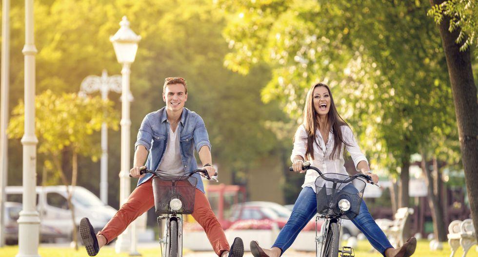 Este fabuloso medio de transporte te libera del estrés y malhumor generados por el atascamiento en el tráfico.