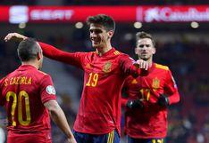 España goleó 5-0 a Rumania y clasificó como cabeza de serie a la Eurocopa 2020 | VIDEO | FOTOS