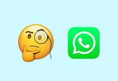 Conoce qué significa y para qué usar el emoji de la cara con un monóculo de WhatsApp