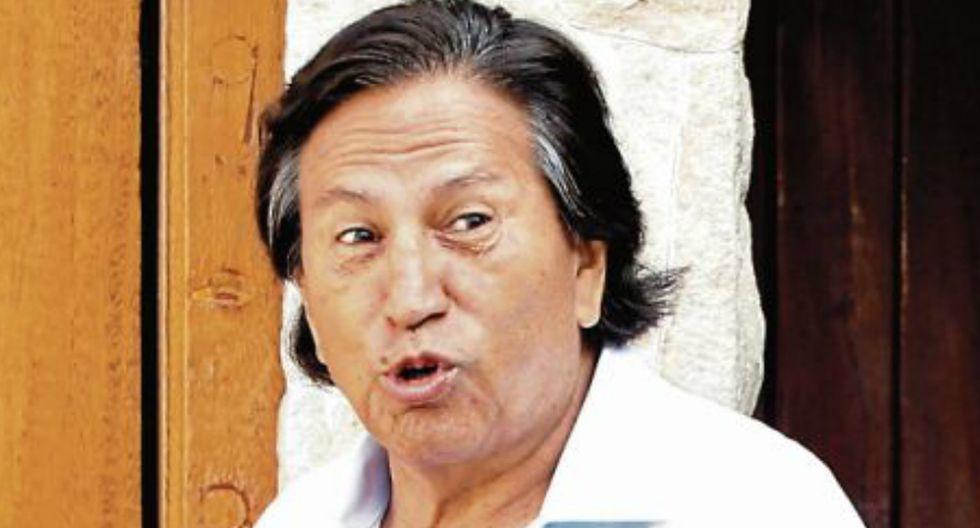 Poder Judicial rechazó pedido de Alejandro Toledo para ser excluido de este delito por caso Interoceánica