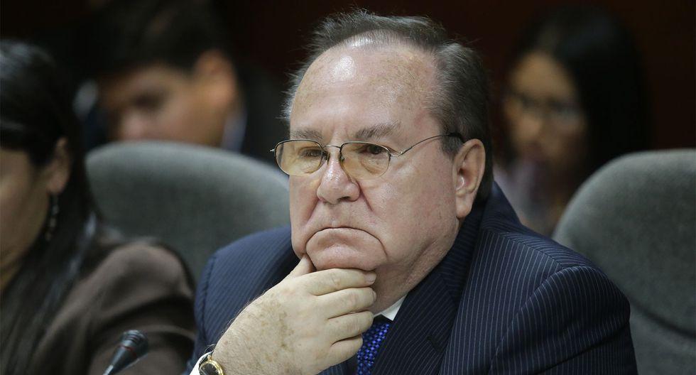 Nava Guibert confesó en setiembre ante la fiscalía la entrega de dinero de parte de Jorge Barata a Alan Gacía. (Foto: GEC)