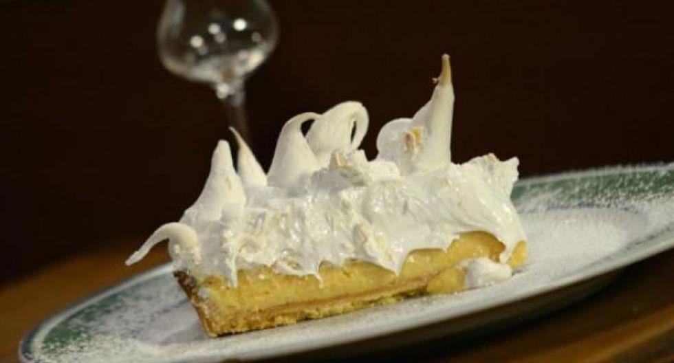 Pie de limón. (Foto: Movistarplus.pe)