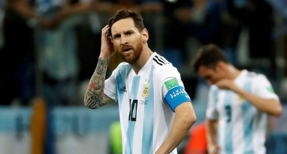 Lionel Messi: Conmebol rechazó apelación, no jugará hasta noviembre y tampoco en debut de Eliminatorias Qatar 2022