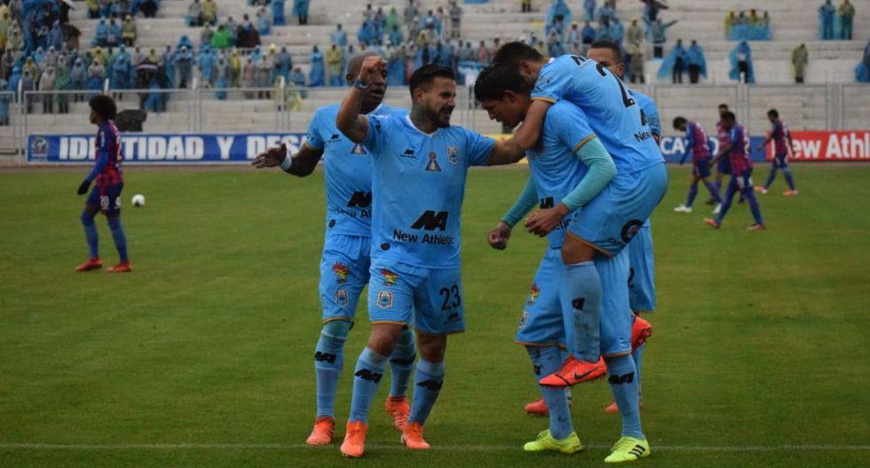 Binacional propinó la goleada más abultada de la Liga 1: ganó 7-0 a Alianza Universidad