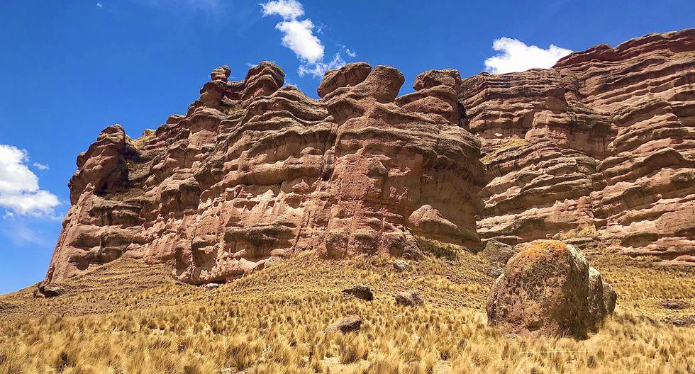 El Cañón de Tinajani: la increíble formación pétrea que estuvo oculta bajo el Lago Titicaca
