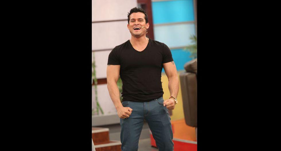 Christian Domínguez (Fuente: GEC)