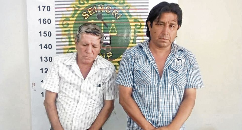Dos presuntos integrantes de la banda 'Los Judas Iscariote' robaron las limosnas que los fieles depositaban en las alcancías de los santos.