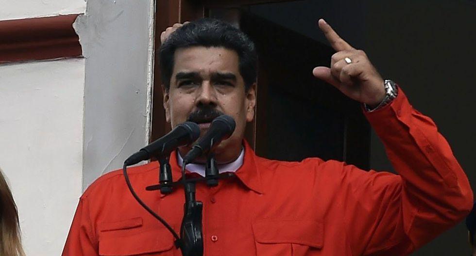 México dice sigue reconociendo a Nicolás Maduro como presidente de Venezuela