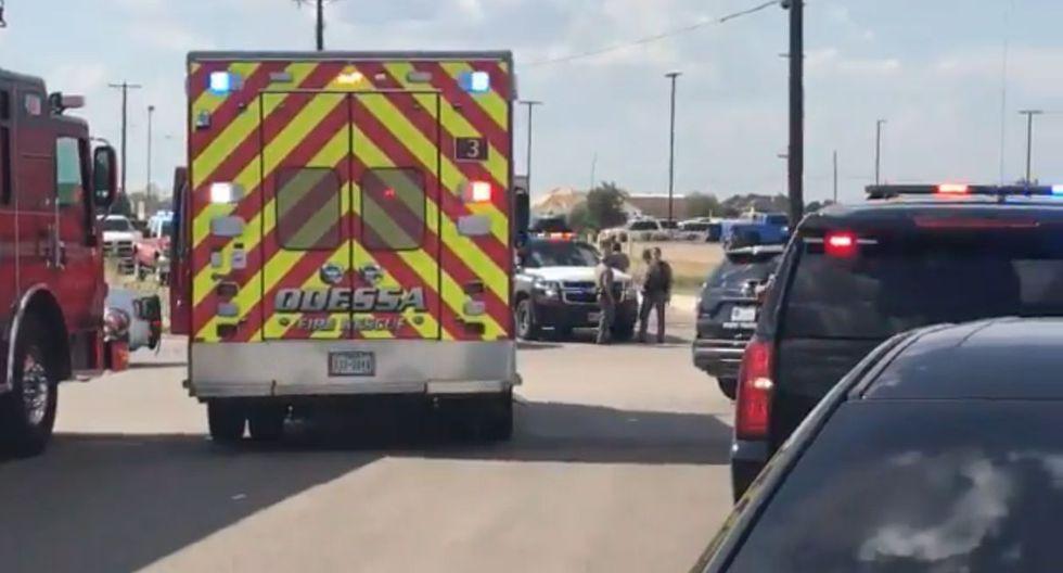 La policía de Odessa, Texas, confirmó que hay un tiroteo activo en su jurisdicción. (Vía Twitter: @BlictorVanco)