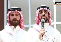Millonario árabe regaló 50 dólares a cada alumno de colegio de Ventanilla