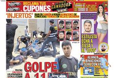 Golpe a 11 rateros