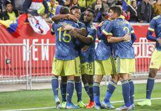 Colombia ganó 1-0 a Ecuador en amistoso internacional por fecha FIFA [VIDEO]