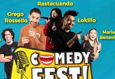 Comedy Fest: evento de comedia reunirá aMateo Garrido Lecca, Lokillo yGrego Rosello