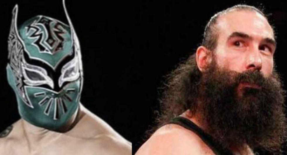 Sin Cara y Luke Harper quedaron fuera de WWE