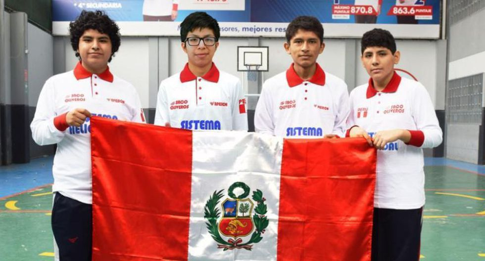 Escolares peruanos y logran coronarse por tercera vez como campeones panamericanos de Ajedrez. Foto: Difusión