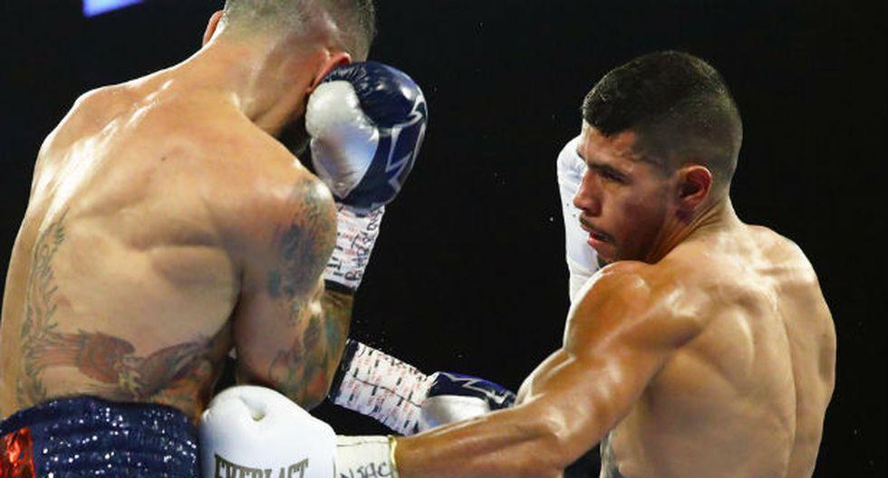 Arnold Barboza Jr. lleva un invicto de 23 combates. (Top Rank Boxing)