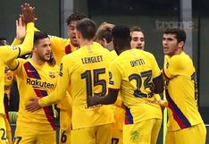 Barcelona ganó 2-1 a Inter y lo eliminó de la Champions League en San Siro | VIDEO | FOTOS