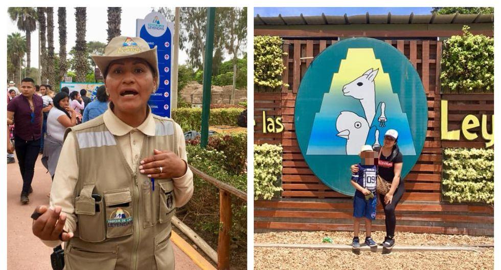 Madre denunció un acto de discriminación por parte de una trabajadora del Parque de las Leyendas en agravio de su hijo con Síndrome de Asperger. (Foto: Faebookj)