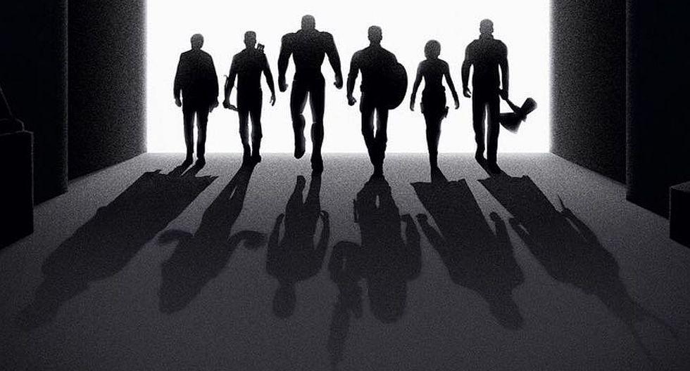 Marvel libera nuevo afiche de Avengers:Endgame en Instagram. (Foto: @avengers)