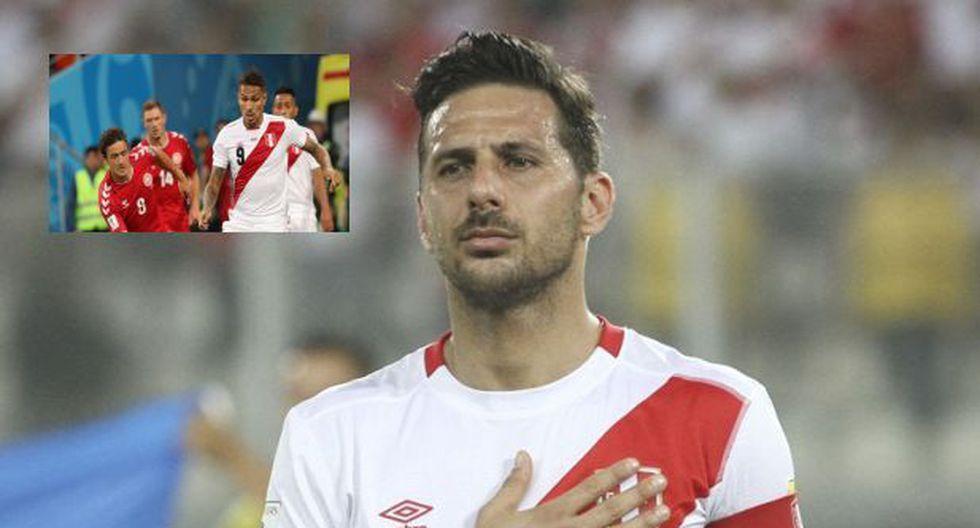 """Claudio Pizarro: """"Yo entraba, hacía un gol y ganábamos"""" en el Perú vs Dinamarca del Mundial Rusia 2018"""