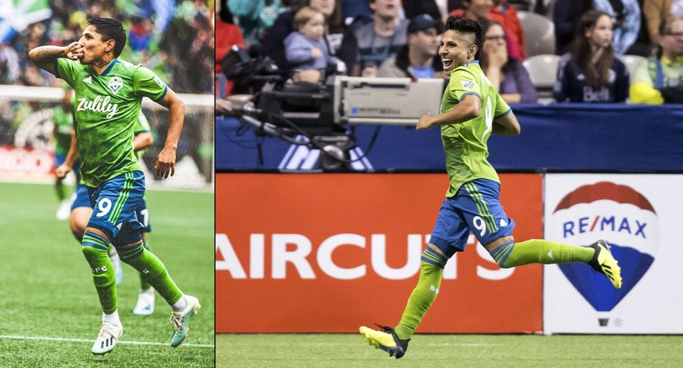 Golazo de Ruidíaz con furibundo remate de 30 metros en el Seattle Sounders vs Dallas por la MLS