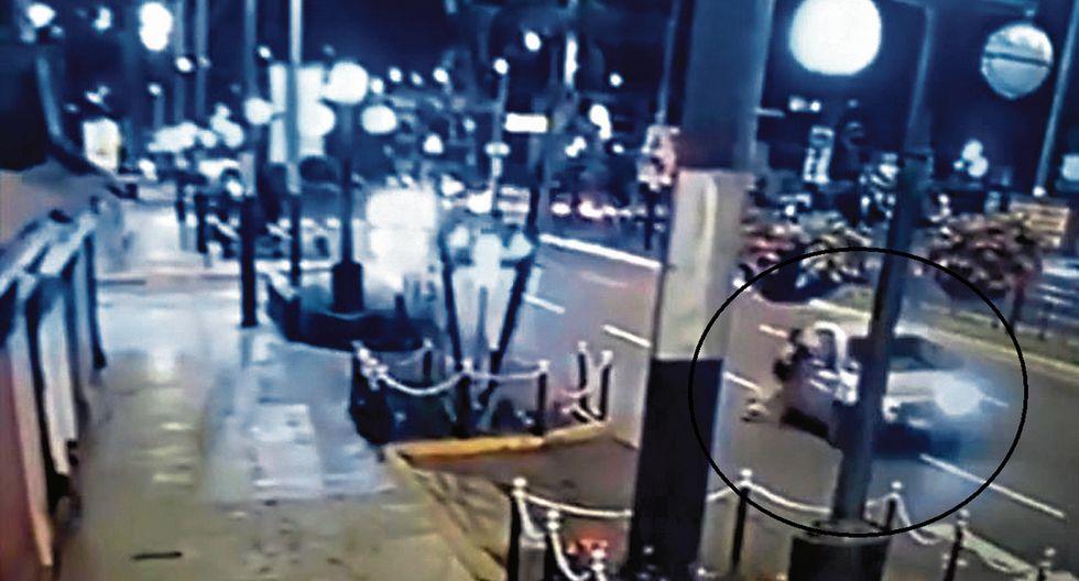 Sobrino Paolo Guerrero falleció tras ser arrastrado por delincuentes.