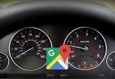 ¿Sabes a qué velocidad va una combi? Google Maps ahora te lo dice con este truco