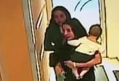 Llevó a su casa dos mujeres que conoció en discoteca, se queda dormida y tratan de llevarse a su bebé
