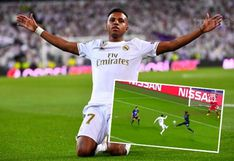 Rodrygo abrió la cuenta en Bélgica en el Real Madrid vs Brujas por la Champions League | VIDEO