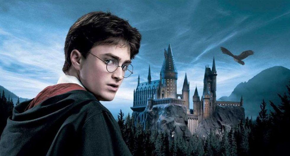 Conoce al otro Harry Potter.